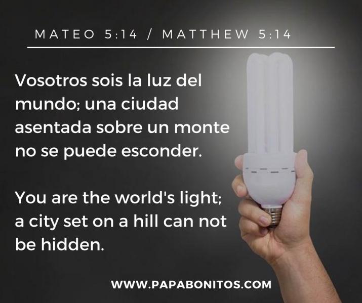 Porque tanto amó Dios al mundo, que dio a su Hijo unigénito, para que todo el que cree en él no se pierda, sino que tenga vida eterna.