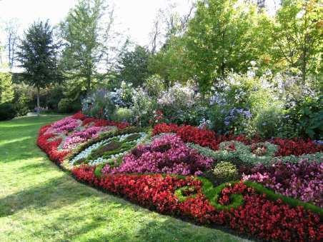 hermosas casas Casa Jardin Hermosa Entrée De Maison De Cour Allée Pour Voiture